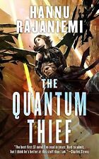 The Quantum Thief (Jean le Flambeur)-ExLibrary