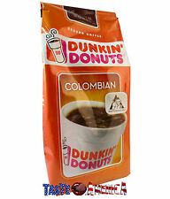 Dunkin Donuts Medium Roast Colombian Ground Coffee 311g American