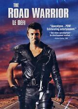 NEW DVD // The Road Warrior // Mel Gibson,  MUSIC BY BRIAN MAY ( QUEEN )