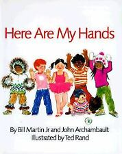Here Are My Hands-ExLibrary