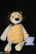 Scentsy Buddy Lion w/ Newborn Nursery Scent Pack Pak