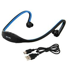Musik Audio MP3-Player Spieler USB Headsets Ohrhörer SD/TF-Kartenslot Tragbar