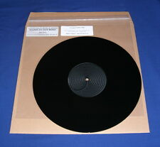 SRM/TECH ACRYLIC TURNTABLE PLATTER MAT FOR TECHNICS SL1200