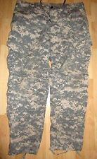 Army combat Trousers/Pant Insect repellent apparel size large short *
