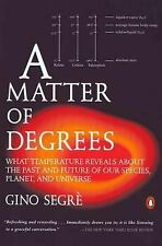 A Matter of Degrees: What Temperature Reveals about the Past and Future of Our S