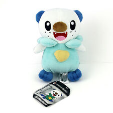 Pokemon Plush Black & White Soft Stuffed Animal Oshawott Mijumaru Water Toy Doll