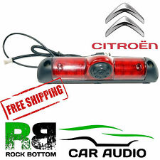 CITROEN Jumper Van 2006 On LED Brake Light & Rear View Reversing Camera PSC30
