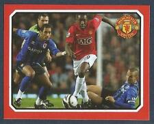 PANINI MANCHESTER UNITED 2008/09 #205-DANNY WELBECK V MIDDLESBROUGH-*ROOKIE*