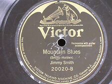 Jimmy Smith-Harmonic/Mountain Blues-Southern Melody Soft Shoe Dance/Victor 20020