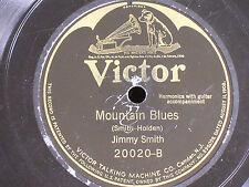 Jimmy Smith-Harmonic/Mountain Blues-Southern Melody Soft Shoe Dance/Victor 20020