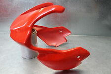 Mini Chinese Pocket Bike Body Plastic Full Faring Nose Cone Red RD Cowl
