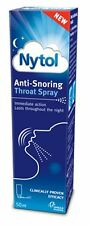 Nytol Anti - Snoring Throat Spray Easy to Use 50ml - FAST DELIVERY!!.