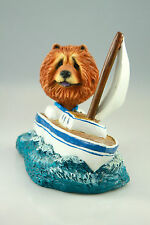 SAIL BOAT CHOW RED SEE INTERCHANGABLE BODIES & BREEDS @ EBAY STORE