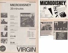 MICRODISNEY : CUTTINGS COLLECTION