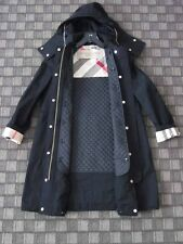 Burberry AUTH NWT Detachable Quilted Lining & Hood Check Pattern Trims Parka 4