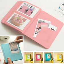 64 Pictures Polaroid Album Case Photo Storage For Fujifilm Instax Mini Film Size