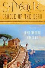 SPQR XII: Oracle of the Dead, Roberts, John Maddox, Good Book