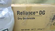 BOX of 5 pack Steris Reliance DG Dry Germicide Contains Four 5 container pouches