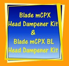 Cybertronic Hobby's Blade mCPX & mCPX BL Silicone Head Dampener Kits