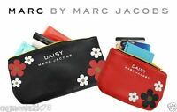 NEW Marc Jacobs Daisy Make up bag travel cosmetic vanity clutch Coin Purse Pouch