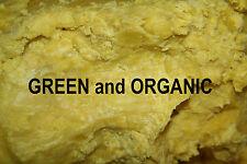 10Lbs 100%PURE Premium African SHEA BUTTER Yellow Organic Karite Shi Nut 4.50 Kg