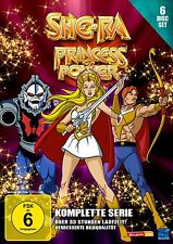 SHE RA : PRINCESS OF POWER - THE COMPLETE TV SERIES - DVD - PAL  Region 2 - New