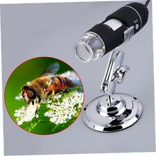 50-500X 2MP USB 8 LED Light Digital Microscope Endoscope Camera Magnifier AO