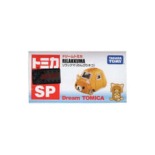 Takara Tomy Dream Tomica #SP Rilakkuma (Laid-back Cat) Diecast Toy Car JAPAN FS