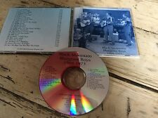black mountain bluegrass boys 1968-1973 cd 2000