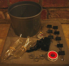 POT STILL DISTILLER CONDENSER COLUMN ACCESSORIES LOT SHIPS FREE WITH MY STILLS