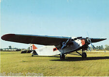 Postcard 478 - Aircraft/Aviation Ford Tri-Motor 1928