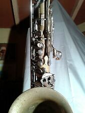 Rare SML KING MARIGAUX TENOR SAXOPHONE '77, with F#! Mark VI sax competitor