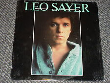 LEO SAYER - S/T - OOP 1978 WB BSK-3200  IN SHRINK  W/ LYRICS LP EX NM