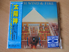 "EARTH, WIND & FIRE ""All N All""  Japan mini LP blu-spec CD  EWF"
