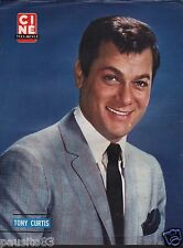 Coupure de presse Clipping 1965 Poster Tony Curtis   26 x 34