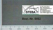 Messing Lochblech 0,3mm 100x250mm von STEBA 5562
