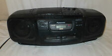 Retro PANASONIC RX DT30 Boombox CD Cassette PLAYER Radio GHETTO Blaster STEREO