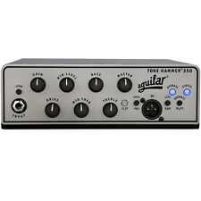 Aguilar Tone Hammer 350 Watt 8-Ohm Superlight Bass Amplifier Head w/ DI Out