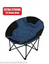 SUNNCAMP ALL MIGHTY EXTRA STRONG MOON CHAIR camping bucket armchair FN8898