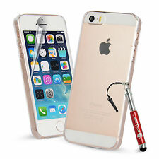 Ultra Thin Air iPhone 5S 5 Transparent Case Clear Cover+Free Screen Protector