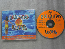 CD-BAILANDO LOONA-THE REAL CARNAVAL ATMOSPHERE RIO DE JANEIRO-(CD SINGLE)-5TRACK