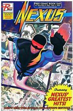 Nexus Free Comic Book Day Special 2007/Steve Rude