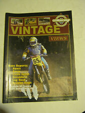 August 2009 issue 245 Vintage Views AHRMA Magazine  (BD-43)