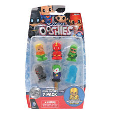 DC Comics ooshies Pack 7 (serie 1) Nueva