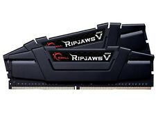 16GB G.Skill DDR4 PC4-24000 3000MHz Ripjaws V Black CL14 Dual kit (2x8GB) 1.35V
