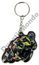 MotoGP Colin Edwards Monster Yamaha Tech 3 Llavero FOB Auto Moto Casa Regalo