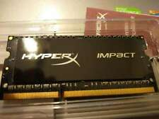 Kingston Impact HyperX SODIMM - 8GB Module - DDR3L 1600MHz CL9 SODIMM
