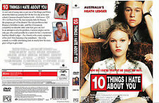 10 Things I Hate About You-1999-Julia Stiles-Movie-DVD