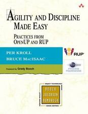 Agility and Discipline Made Easy: Practices from OpenUP and RUP, MacIsaac, Bruce