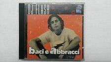 DJ FLASH BACI E ABBRACCI CD HIP HOP ITALY